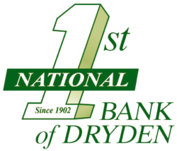 The First National Bank of Dryden – Locally Owned for over