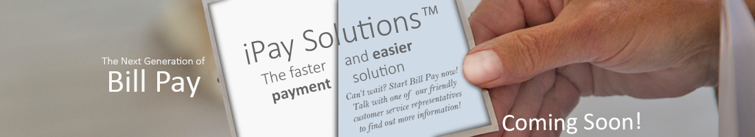 iPay Solutions Banner